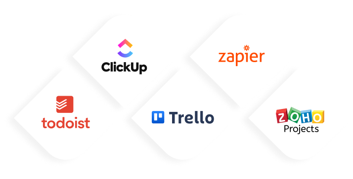 time tracker integrations